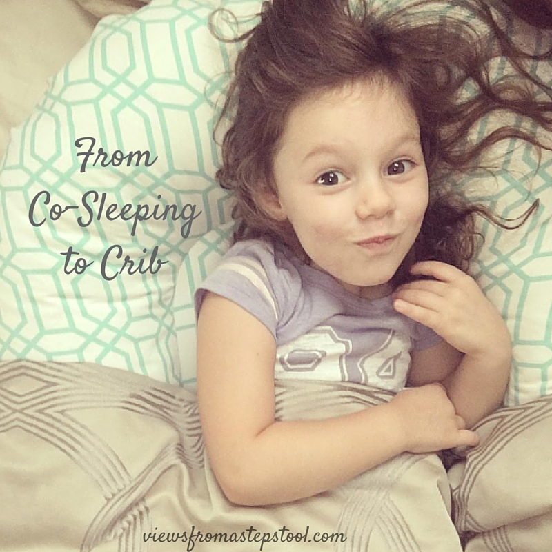 Co-Sleeping to Toddler Bed Transition Tips The Mommy View